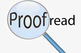 Reliable research paper proofreaders